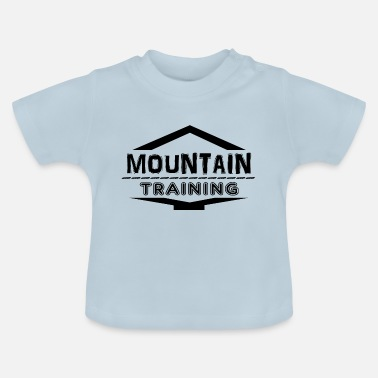 Training Berg Training - T-shirt Bébé