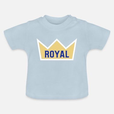 Royal royal - T-shirt Bébé