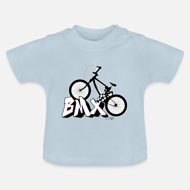 Bicyclette Bicyclette Bmx - Urbaninme - Baby T-shirt