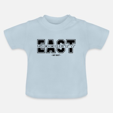Easton East Society Crew Shirts - Baby T-Shirt