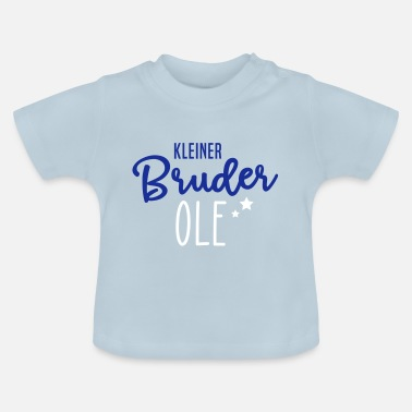 Privé broertje Ole Suley - Baby T-shirt