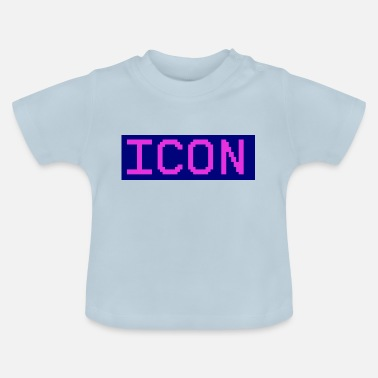 Icon icon - Baby T-Shirt