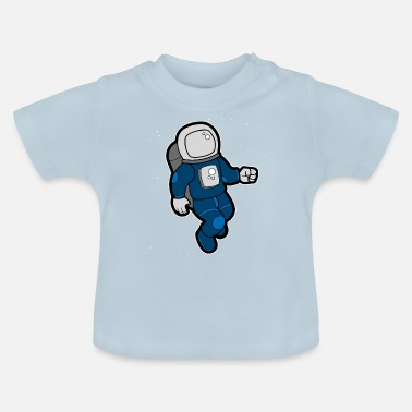 Astronaut Astronaut space moon spaceman - Baby T-shirt