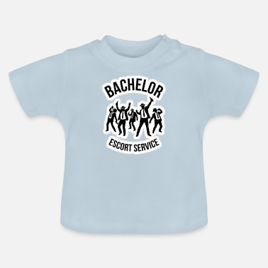 Party Bachelor T-Shirt I Wedding JGA Party - Baby T-Shirt