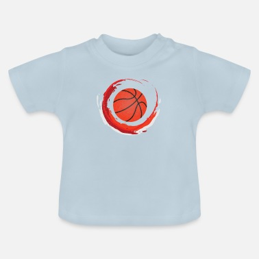 Basketball Basketball basketball player basketball gift - Baby T-Shirt