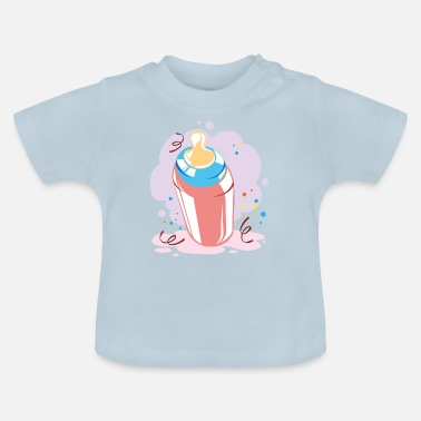 Vial Nipple bottle baby bottle vial - Baby T-Shirt