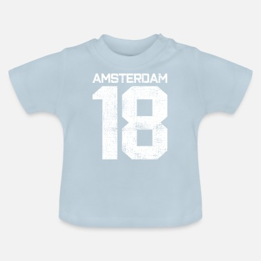 Amsterdam College Look - Baby T-Shirt