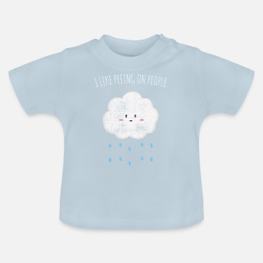 Regna regn - T-shirt baby