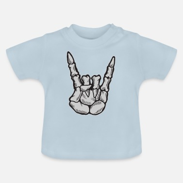 Rock And Roll Rock and roll - T-shirt Bébé