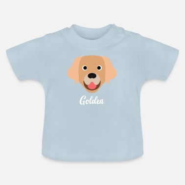 Golden Retriever Golden - Golden Retriever - Baby T-Shirt