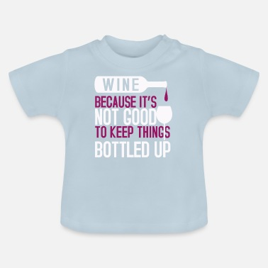 Wine Festival Wine Palatinate Winzer Wine Festival - Baby T-Shirt