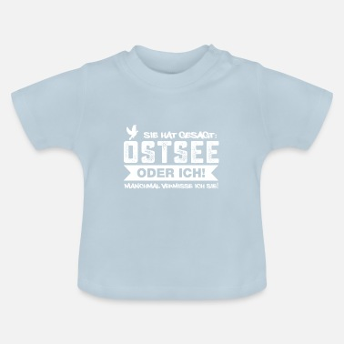 Baltic Sea Baltic Sea - Baby T-Shirt