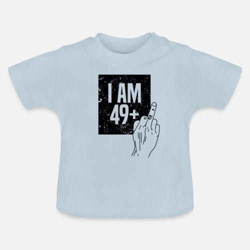 Ho più di 50 anni regalo di compleanno 50 anni Maglietta neonato ... ee4f8e82762