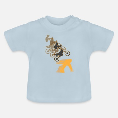 Jumpstyle Moto X Jumpstyle - Baby T-shirt