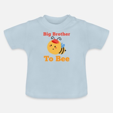 Bi Big Brother Big Brother til Bee Bee - Baby T-shirt