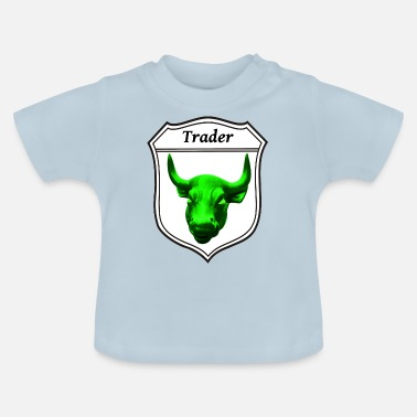 Daytrading Daytrading - Top Design - Baby T-Shirt