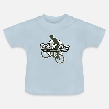 Mountainbike MTB - Baby T-Shirt