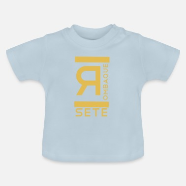 Set SETE Rombaque - Baby T-shirt