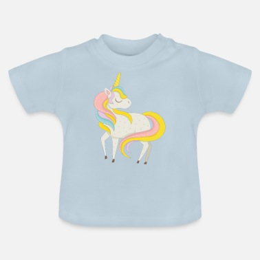 Pretty Pretty Unicorn - T-shirt Bébé