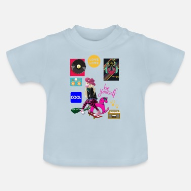 Teen Teen Girl - Baby T-Shirt