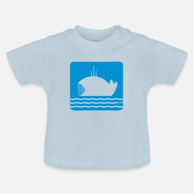 Dick Moby-Dick - Baby T-Shirt