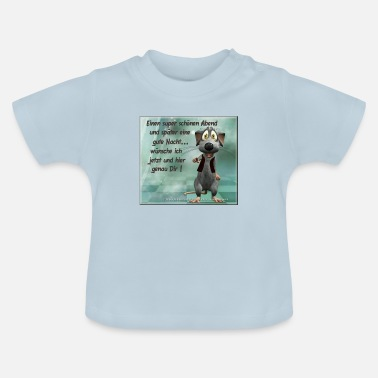 Evening for a nice evening - Baby T-Shirt