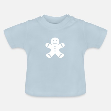 Gingerbread Man Gingerbread man - Baby T-Shirt