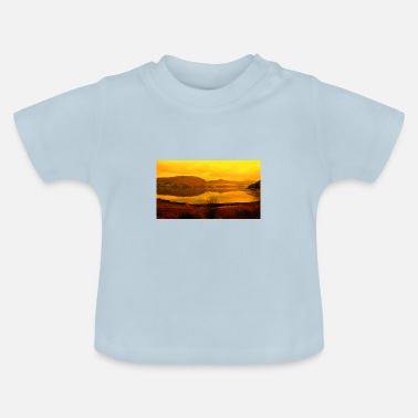 Halbinsel Halbinsel - Baby T-Shirt