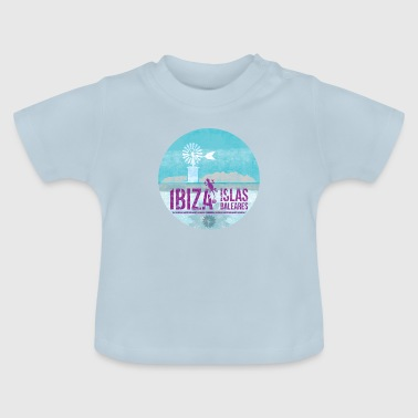 insel baleares - Baby T-Shirt
