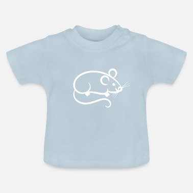 Mouse Mouse - mouse - Baby T-Shirt
