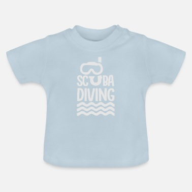 Diver diver - Baby T-Shirt
