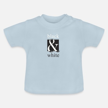 c3214a687b2db8 Shop Black And White Baby Shirts online