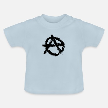 Anarchie anarchie - T-shirt Bébé