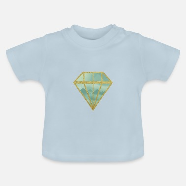 Indie Indie diamond - Baby T-Shirt