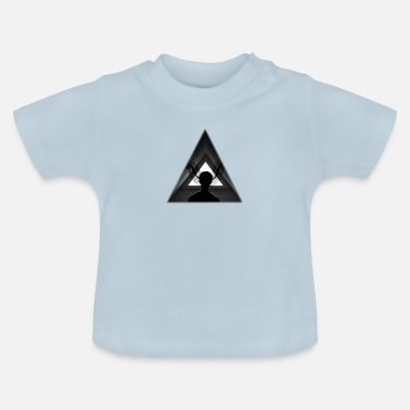 Triangel triangel - Baby-T-shirt