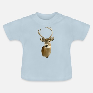 Stag Stag - Baby T-Shirt