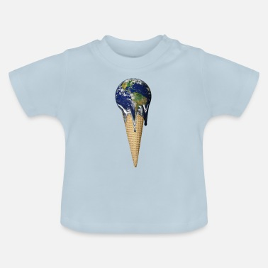 The Global Warming Global warming - Baby T-Shirt