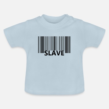 Slav Female Shopping slav materialism - T-shirt baby