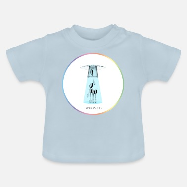 Saucer FLYING SAUCER - Baby T-Shirt
