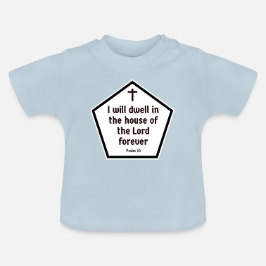 Jesus Paradise God Believe Bible Jesus Christ Christ - Baby T-Shirt