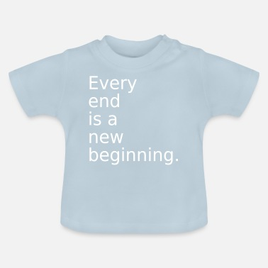 End The End - Baby T-Shirt