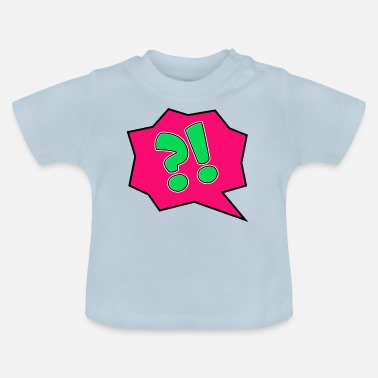 Pratbubbla Bubble - T-shirt baby