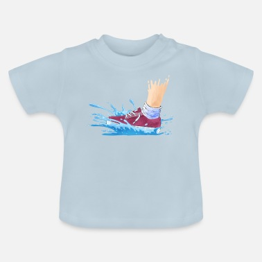 Wet Wet Shoes - Baby T-Shirt