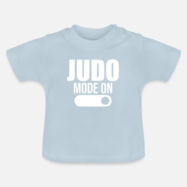 Mode Techn Mode judo en mode judo - T-shirt Bébé