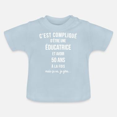 T Shirts Anniversaire 50 Ans Citation Drôle Anniversaire à Commander