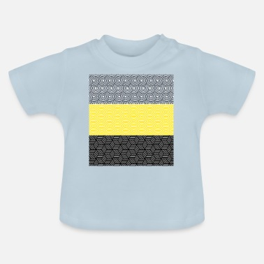 Texture Three textures - Baby T-Shirt
