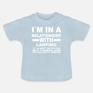 Larp relationship with LARPING - Baby T-Shirt