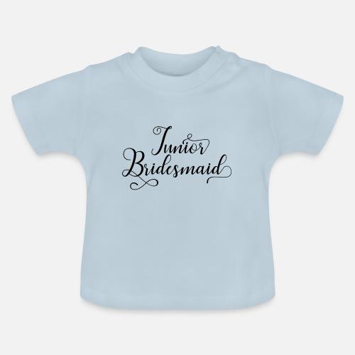 f2e6140e4845e Junior Bridesmaid Baby T-Shirt | Spreadshirt