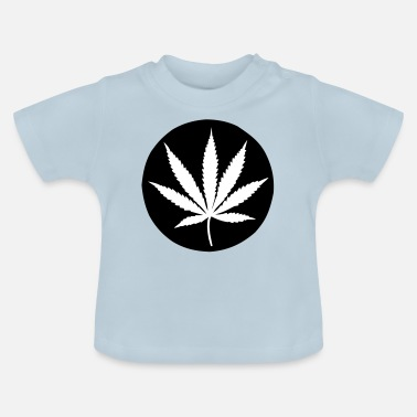 Cannabis cannabis - Baby T-shirt