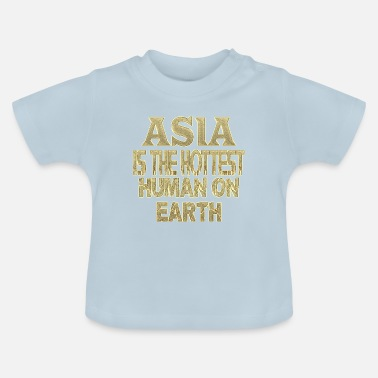 Asia asia - Baby T-Shirt